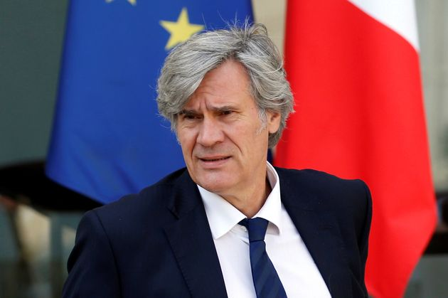 Stéphane Le Foll, ici à la sortie d'un conseil des ministres en 2016, veut etre candidat...