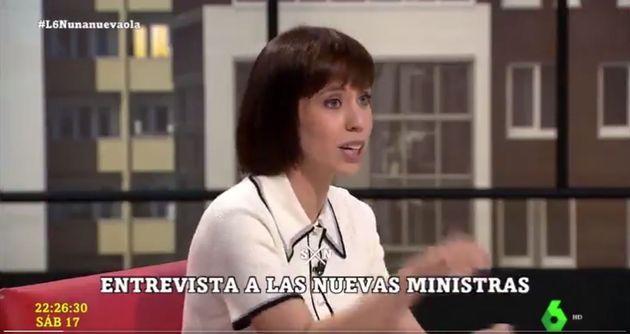 Diana Morant en La Sexta