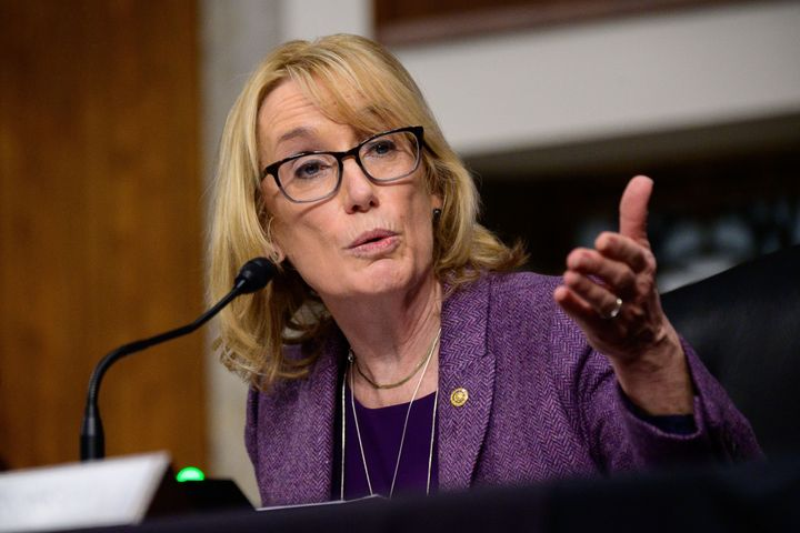 Sen. Maggie Hassan (D-N.H.) is a longtime advocate for people with disabilities and a co-sponsor of legislation that would dr
