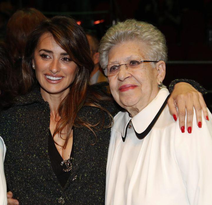 Penélope Cruz y Pilar Bardem, en 2019