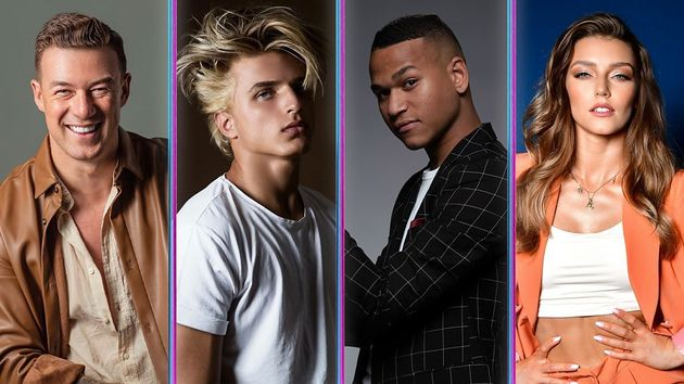 Four new dancers are joining the Strictly family –Kai Widdrington, Nikita Kuzmin,Cameron...