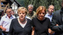 El gesto de Angela Merkel que da la vuelta al mundo: sería imposible verlo en