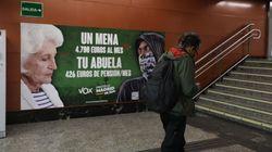 La Audiencia de Madrid no ve delito de odio en el cartel de Vox contra los menores
