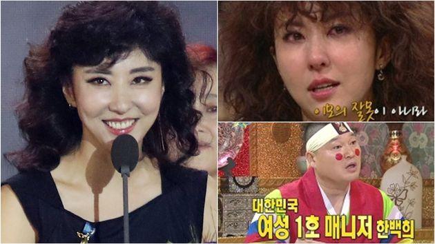 김완선/MBC '무릎팍도사'
