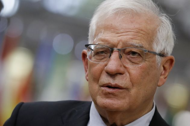 Josep Borrell, alto representante de la Unión para Asuntos Exteriores y Política de