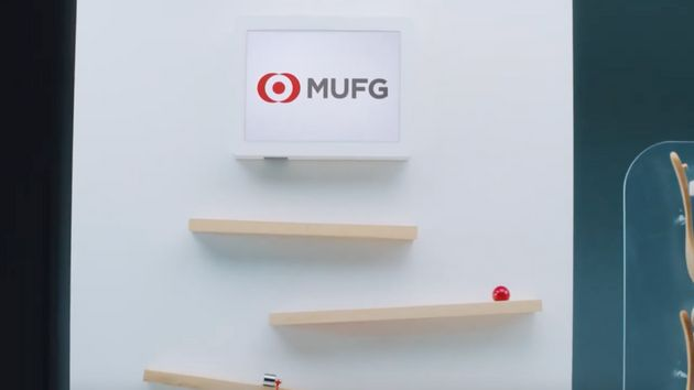 「赤い球の冒険~MUFG Soul