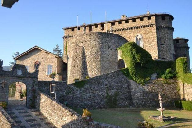 Alta Valtaro, il castello di