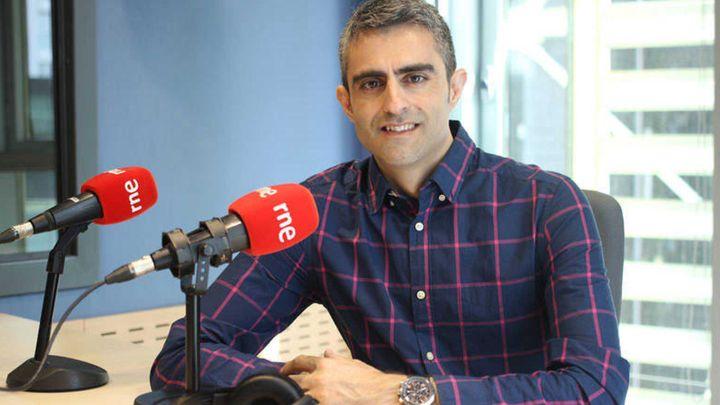 Carles Mesa en RNE.