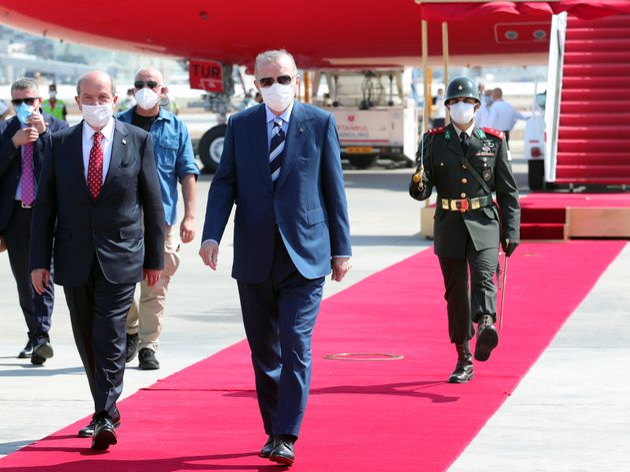 Εμπρηστικός Ερντογάν: Εθνική υπόθεση της Τουρκίας το Κυπριακό, δεν θα χάσουμε άλλα 50