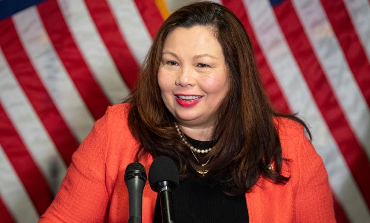 Sen. Tammy Duckworth introduced a bill in the Senateto establish new paid leave benefits for people and couples experie