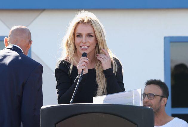 Britney Spears in