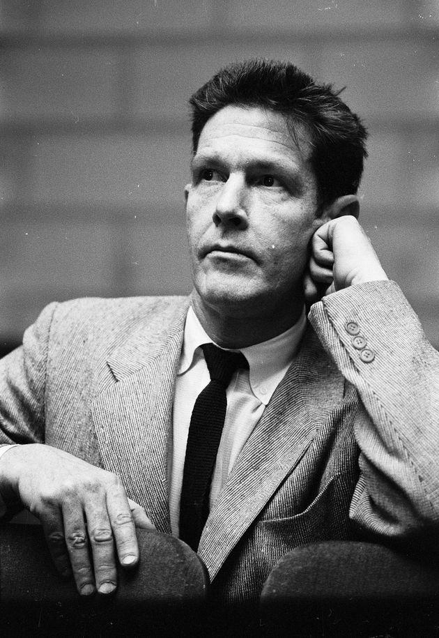 ジョン・ケージさん(1958年撮影)