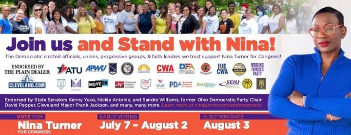 Progressive Group launches a 6-figure Super PAC to boost Nina Turner