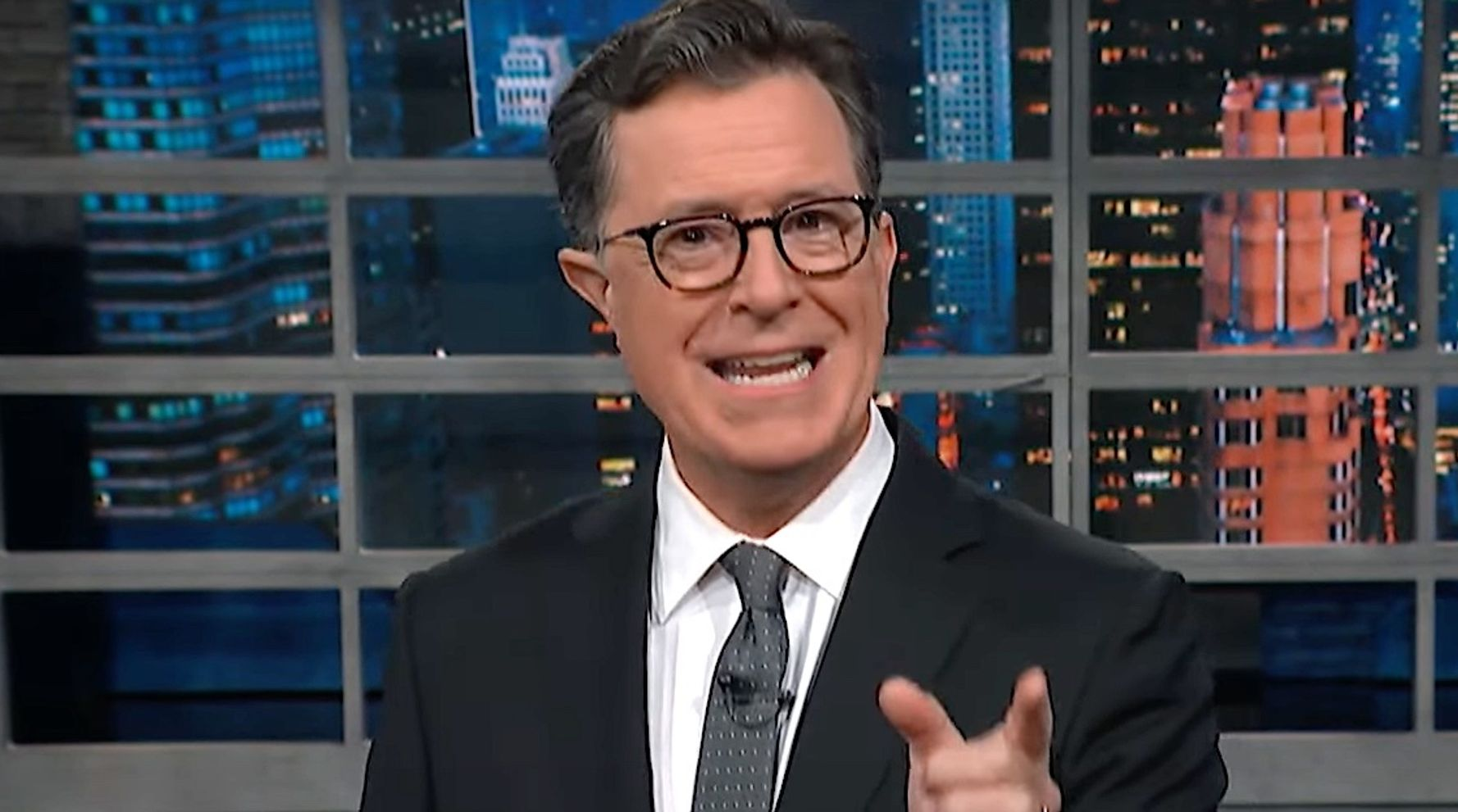 Stephen Colbert Offers Up Some Blunt Prison Advice For Jan. 6 Riot Suspects