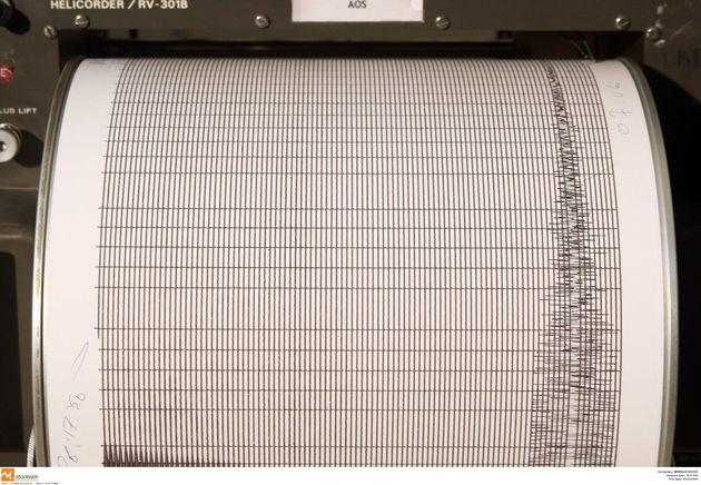 Σεισμός 4,1 Ρίχτερ στη