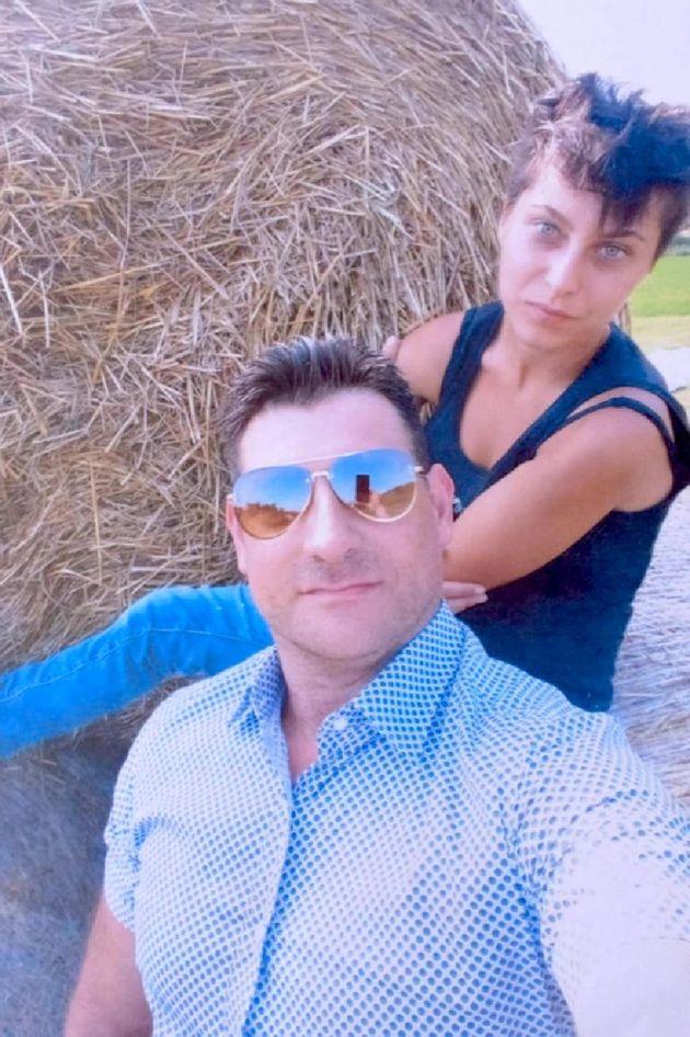 Elisa Pomarelli con Massimo