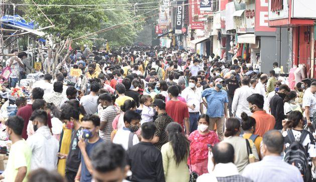 Ινδία: Ερευνα εκτιμά ότι οι θάνατοι από κορονοϊό είναι 4 εκατ. και όχι