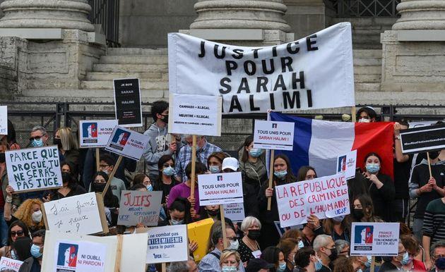 Après la décision de la Cour de cassation sur l'absence de procès dans l'affaire Sarah Halimi, des manifestations...