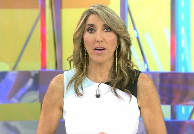 La presentadora y humorista Paz Padilla en