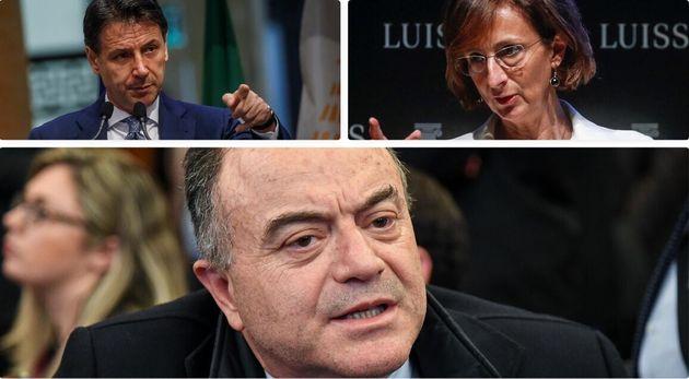 Giuseppe Conte, Marta Cartabia e Nicola