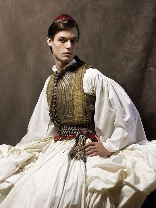 Φορεσιά από το Άργος, Πελοπόννησος, 19ος αιώνας / Sandu Vlad Gabriel (D