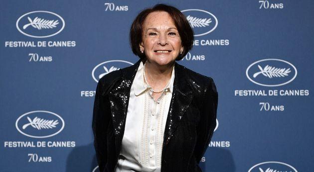 Françoise Arnoul, ici au mois de septembre 2016 pour les 70 ans du Festival de