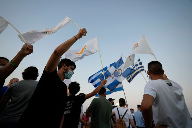 19 Ιουλίου 2021 Ελληνοκύπριοι...