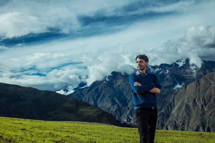 """El chef Virgilio Martínez, autor del libro """"The Latin Merican Cookbook""""."""