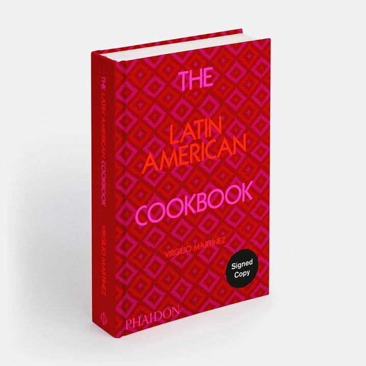'The Latin American Cookbook'.