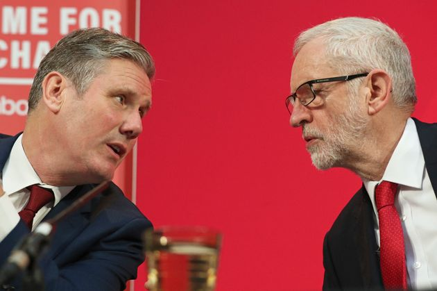 Keir Starmer Expels Far-Left Corbyn Supporters From