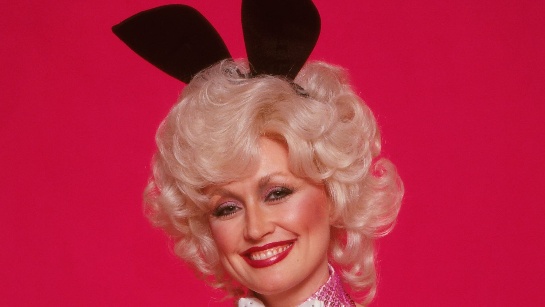 Dolly Parton Recreates 1978 Playboy Cover For Her Husband's Birthday