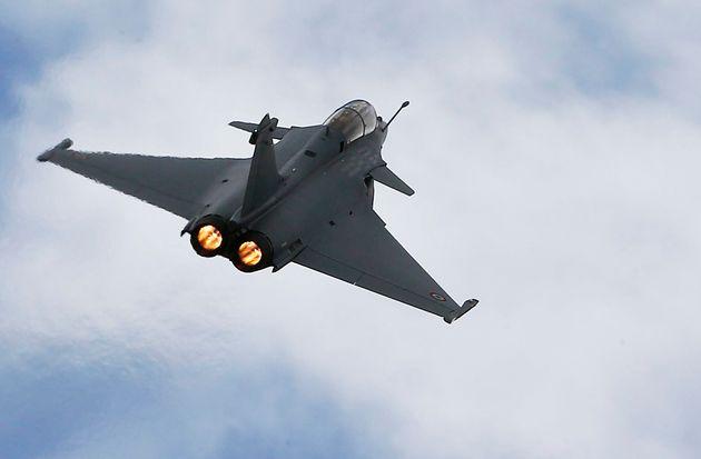 Η Ελλάδα παραλαμβάνει το πρώτο από τα συνολικά 18 μαχητικά αεροσκάφη