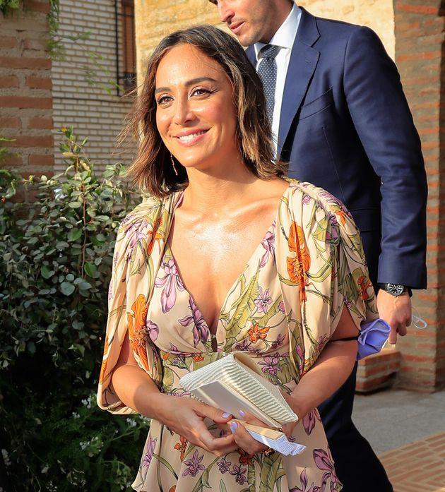 Tamara Falcó, en una boda en Ciudad