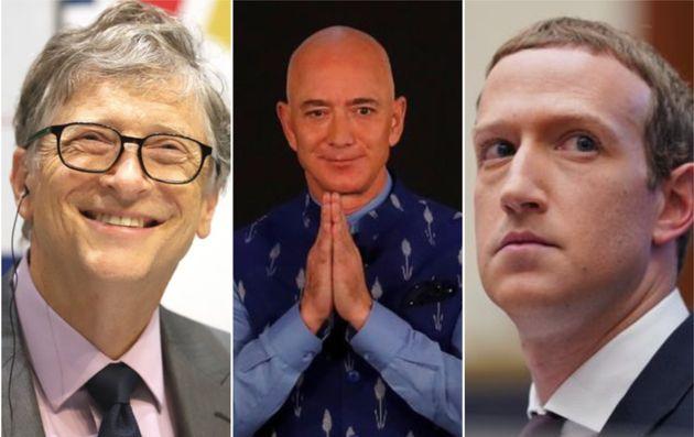 Οι πιο αντιπαθητικοί διάσημοι δισεκατομμυριούχοι (και οι πιο συμπαθείς) - Ποιους προτιμούν οι
