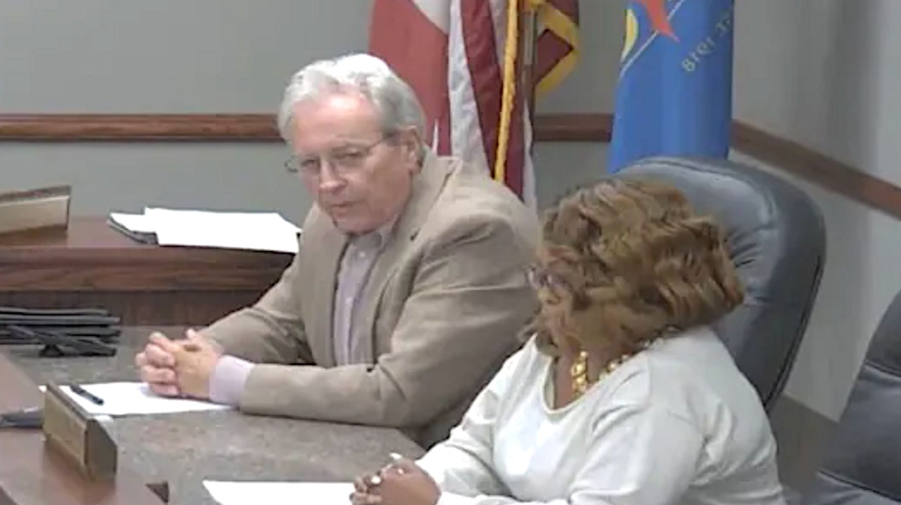 Alabama Council Member Tommy Bryant Utters Stunning Racist Slur In Meeting