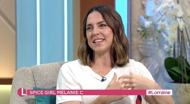 Melanie C on