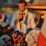 Macron en Polynésie, les symboles d'une visite aux airs de