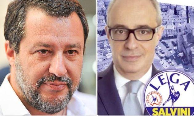 Matteo Salvini, Massimo Adriatici