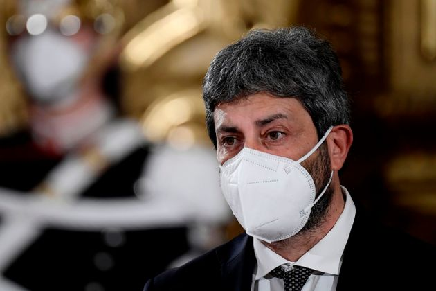 Speaker of the Italian lower house of parliament, Roberto