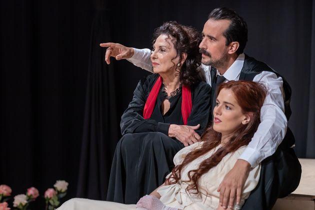 Μπέτυ Λιβανού, Τάσος Νούσιας και Μαρία
