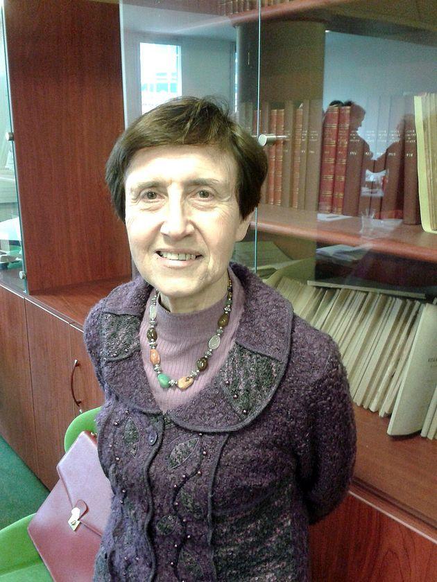 La physicienne Claudine Hermann en