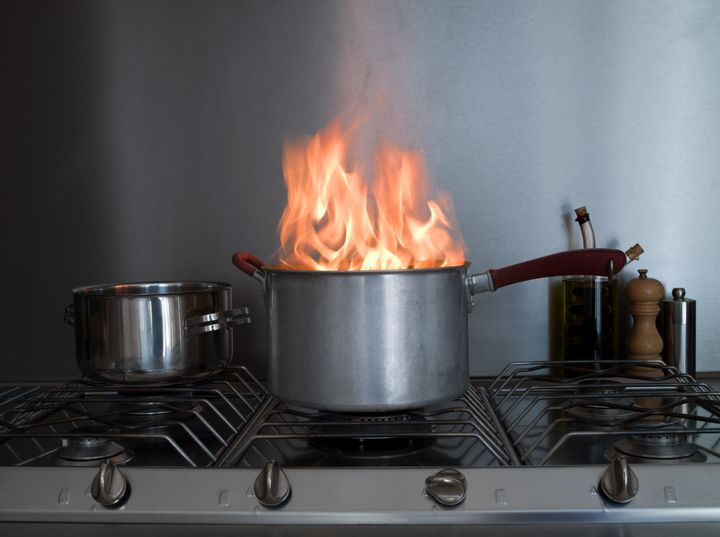 Most kitchen disasters come with an important lesson.