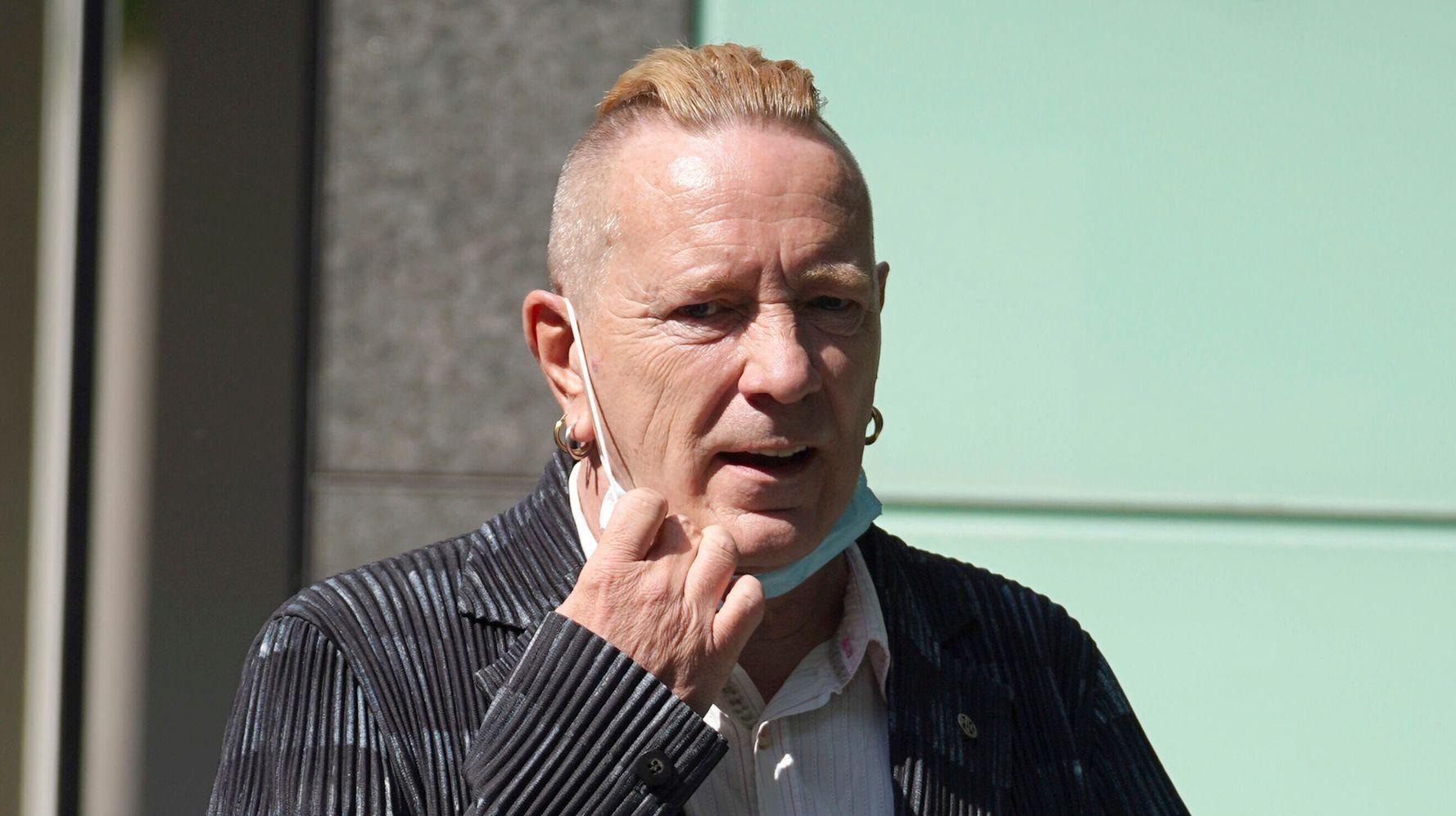 Former Sex Pistols Singer John Lydon Won't Let Songs Be Used In TV Series