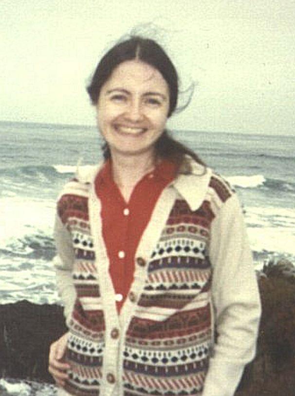 The author in Santa Cruz, California, in 1986.