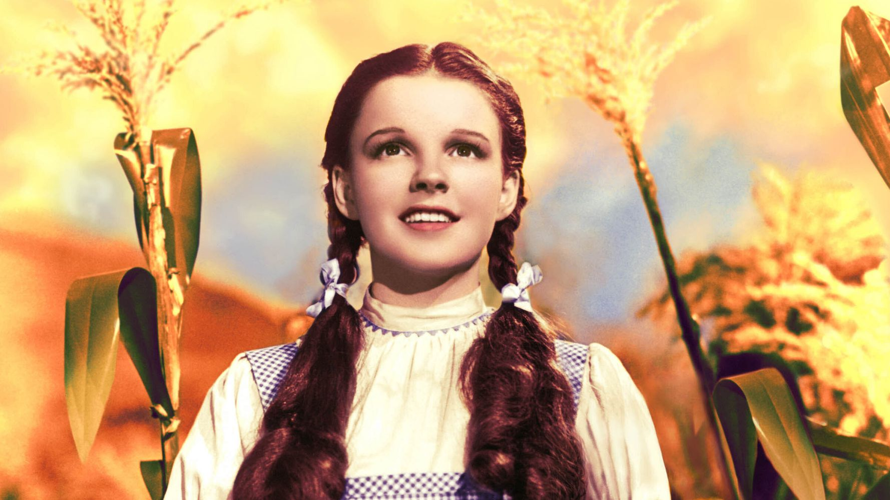 Judy Garland's Long-Lost 'Wizard Of Oz' Dress Possibly Found In Trash Bag