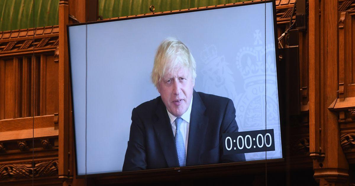 Can Boris Johnson Win His Game Of Covid Chicken Over Vaccine Passports?