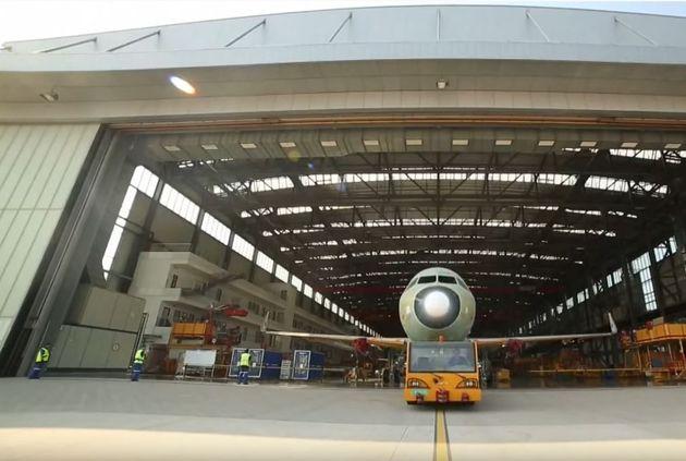 Κίνα: Εγκαινιάστηκε το κέντρο παραγωγής και διανομής των Airbus