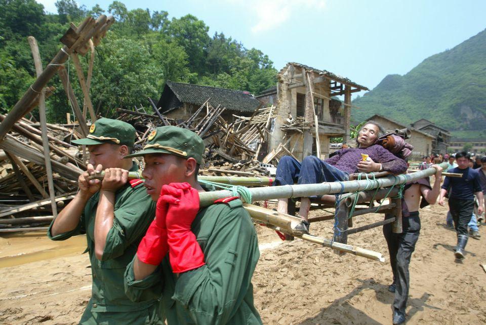 Κίνα: Στους 33 οι νεκροί ενώ εξακολουθούν να αγνοούνται 8 άνθρωποι από τις
