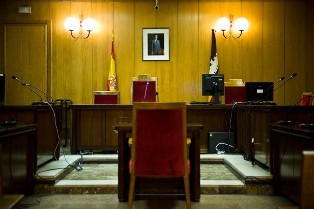 Juzgados en Palma de Mallorca, en una imagen de