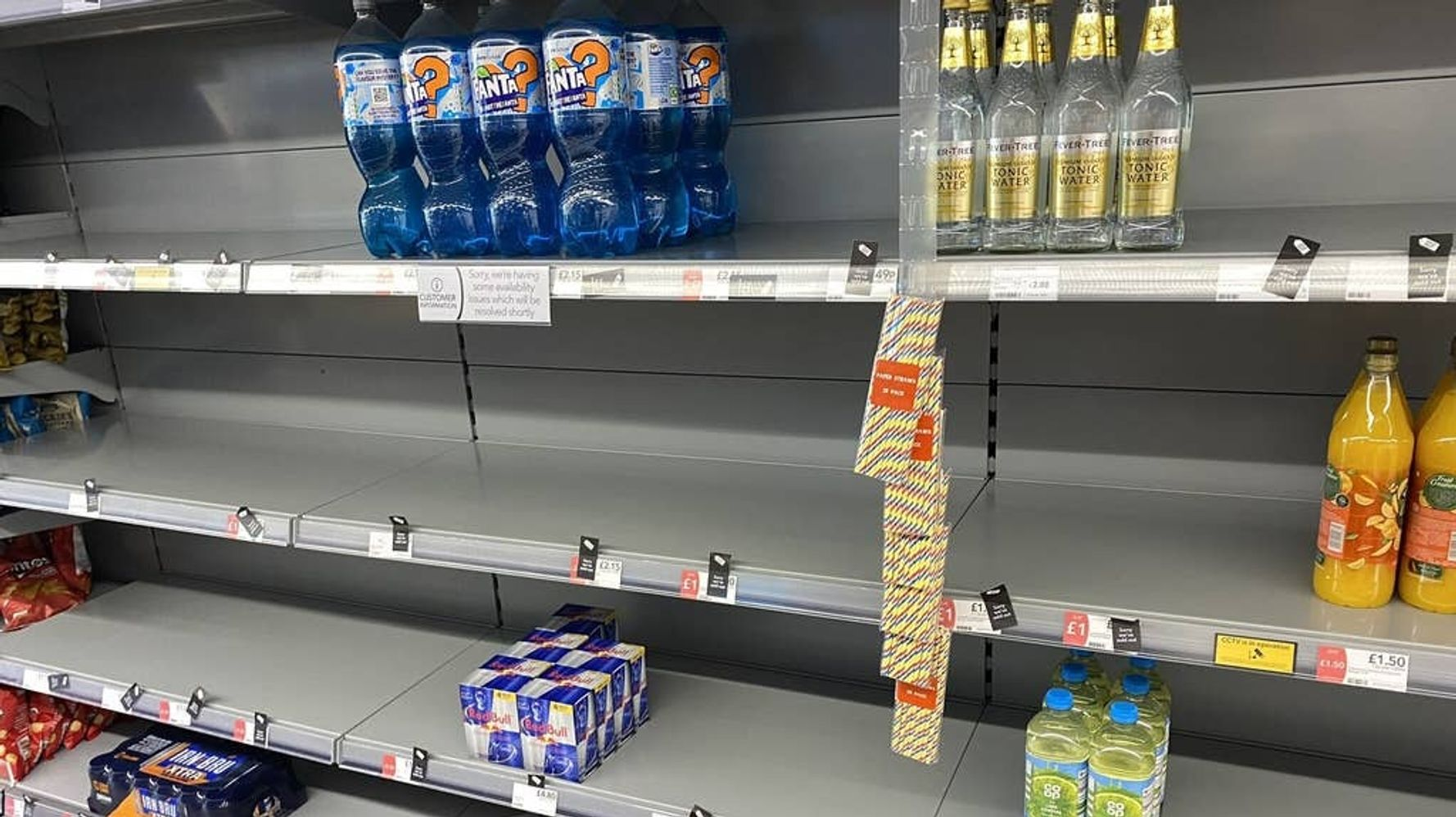 No, You Don't Need To Panic Buy (Again), Despite These Pictures